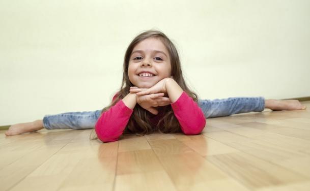 Entspannungstraining mit Yogaelementen für Kinder