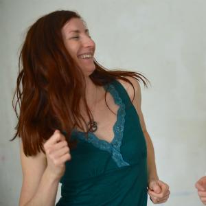 Intuitiver und freier Tanz